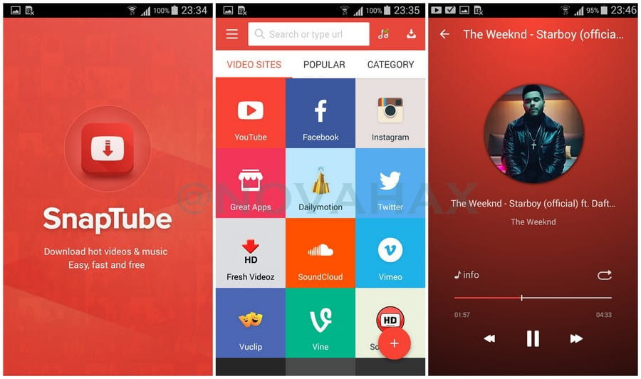 Download SnapTube & Save Any YouTube Video On Your Device